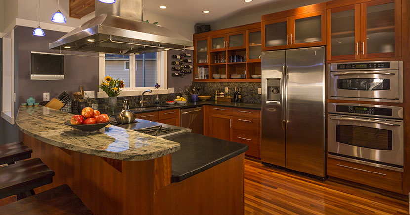 How installing granite kitchen countertops can be helpful to the house owner?