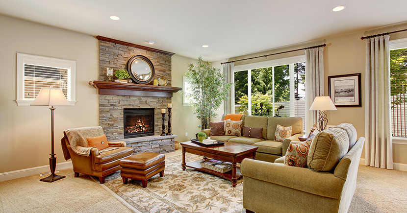What Are The Best Woods For Fireplaces