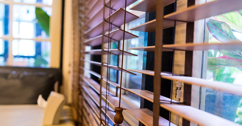 Enjoy These Advantages of Indoor Shutters