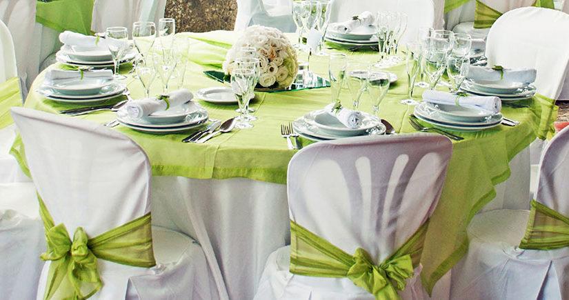 Wedding Chair Cover Rentals – An In Demand Wedding Trend