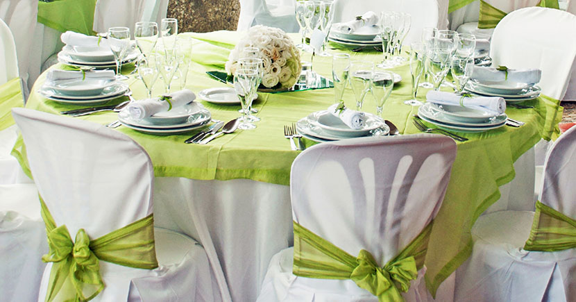 Wedding Chair Cover Rentals – An In Demand Wedding Trend