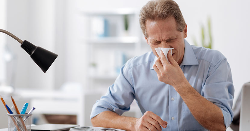 Treating Seasonal Allergy Symptoms Holistically