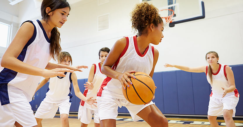 Why more girls should play basketball?
